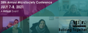 MicroSociety 2021 Annual Conference